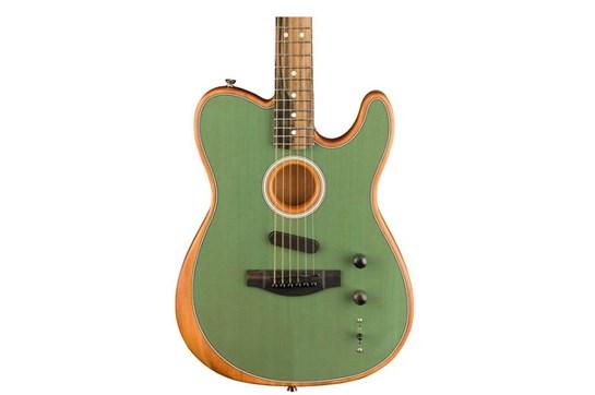 Fender American Acoustisonic Telecaster (Surf Green)