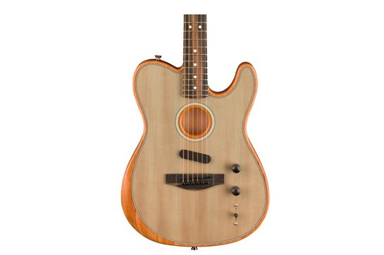 Fender American Acoustisonic Telecaster (Sonic Gray)