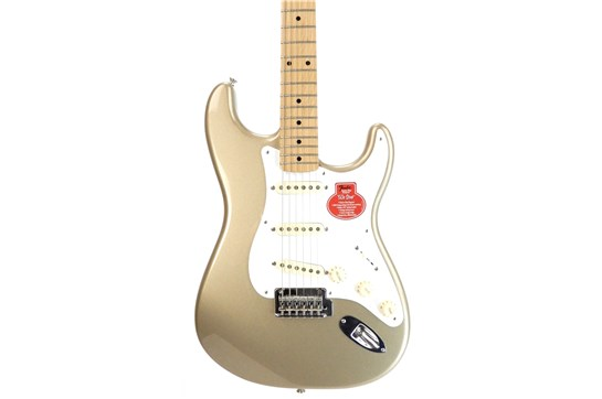 Fender Classic Player '50s Stratocaster (Shoreline Gold) - Maple Neck