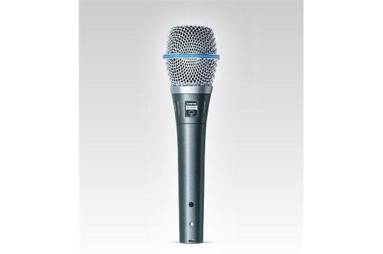 Shure Beta 87A Supercardiod Condenser Microphone