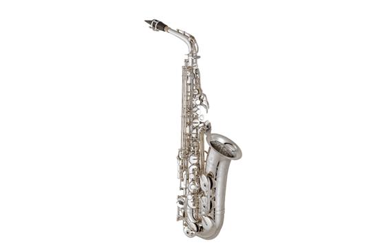 Yamaha YAS-82ZII Alto Sax (Silver Plated)