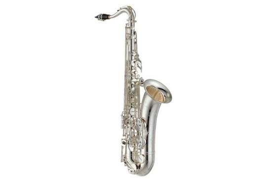 Yamaha YTS-82ZIIS Tenor Saxophone - Silver Plated