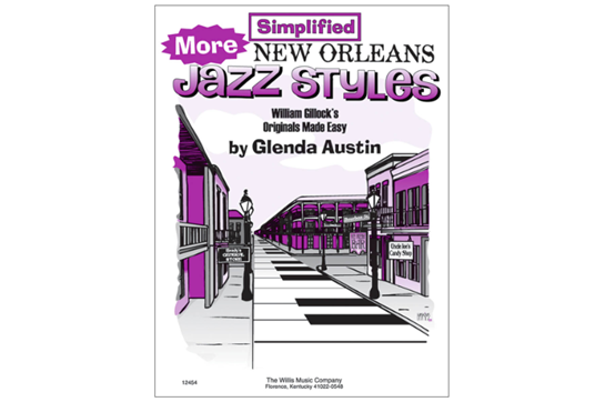 More Simplified New Orleans Jazz Styles
