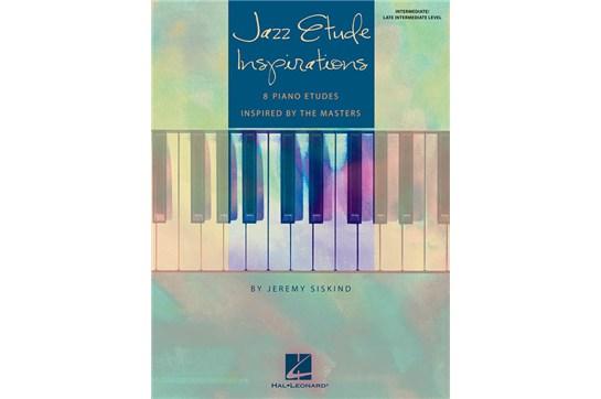 Jazz Etude Inspirations for Piano - Siskind
