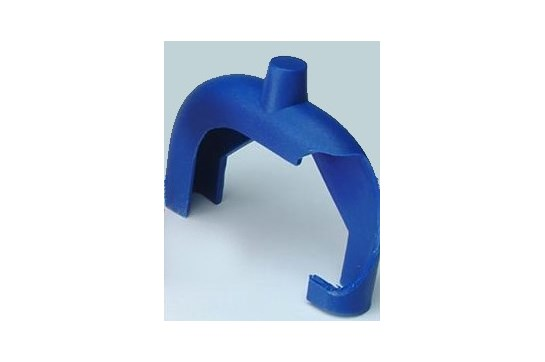 Trombone Slide Bow Protector (Blue)