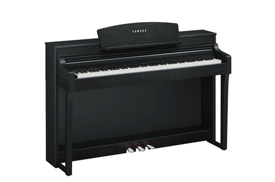 Yamaha CSP-150 Clavinova Smart Piano (Black)