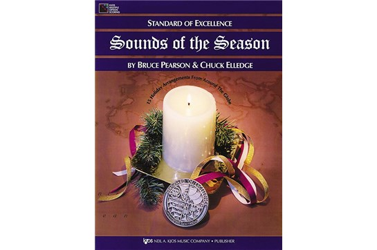 SOE Sounds of the Seasons (Bb Clarinet)