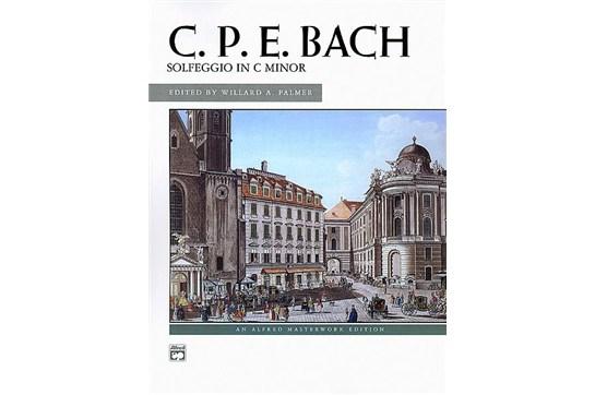 Solfeggio in C Minor - Piano Solo (7111B6)