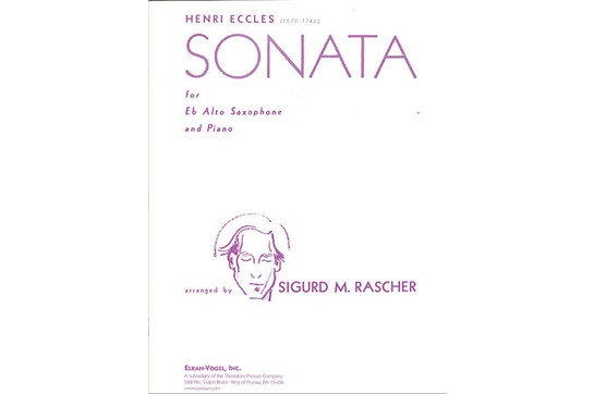 Sonata for Alto Saxophone