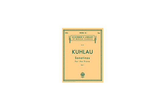 Sonatinas, Book 1, Kuhlau