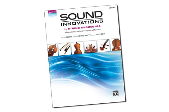 Sound Innovations for String Orchestra Violin Book 1 with CD/DVD
