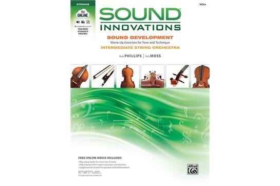 Sound Innovations for String Orchestra: Sound Development for Viola (Intermediate)