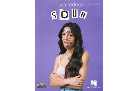 Olivia Rodrigo: Sour - Piano/Vocal/Guitar