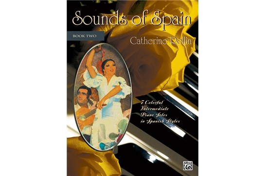 Sounds of Spain - Piano Solo (7111C27)