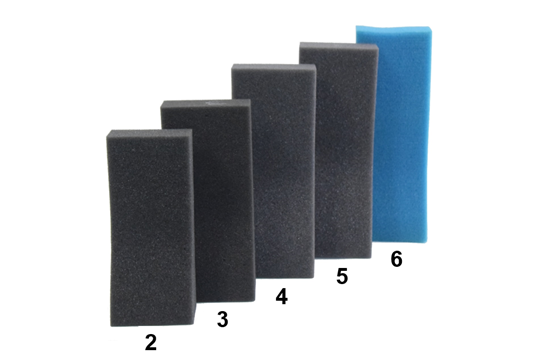 Loft Sponge Shoulder Rest - Size 3