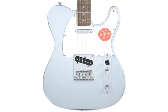 Squier Affinity Telecaster (Slick Silver)