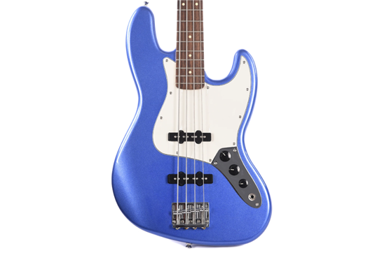 Squier Contemporary Jazz Bass (Ocean Blue Metallic)