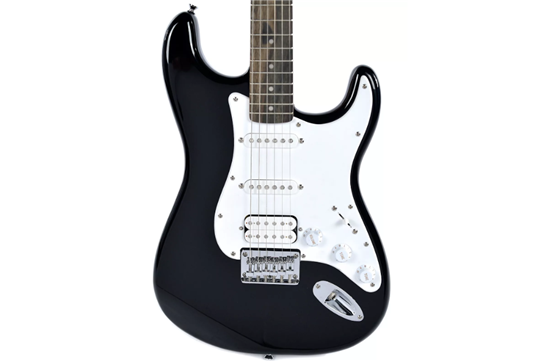 Squier Mini Stratocaster (Black)