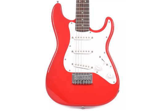 Squier Mini Stratocaster (Torino Red)