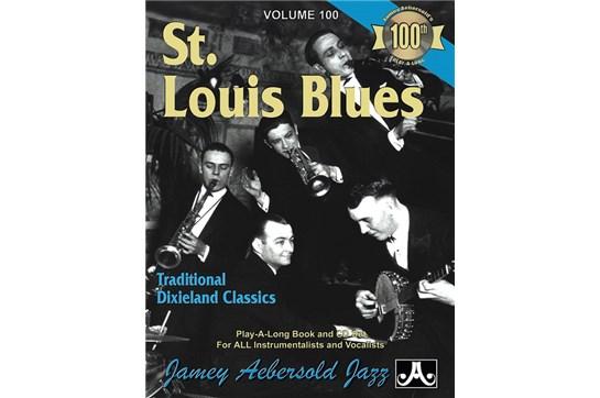 Jamey Aebersold Jazz, Volume 100 : St. Louis Blues