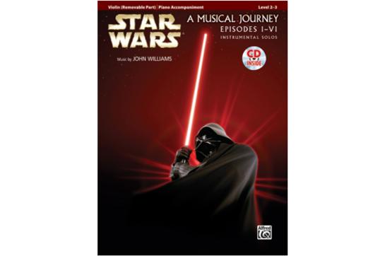 Star Wars Instrumental Solos for Strings (Violin)