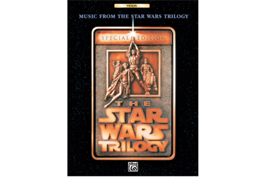 The Star Wars® Trilogy: Special Edition for Violin