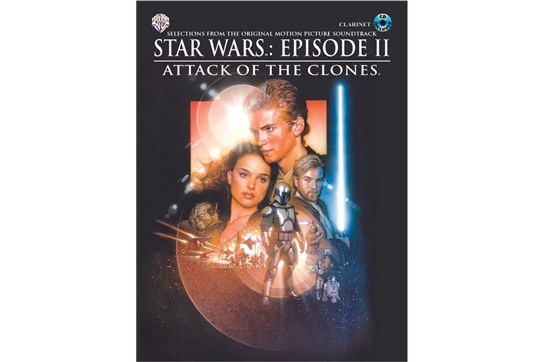 Star Wars®: Episode II Attack of the Clones for Clarinet