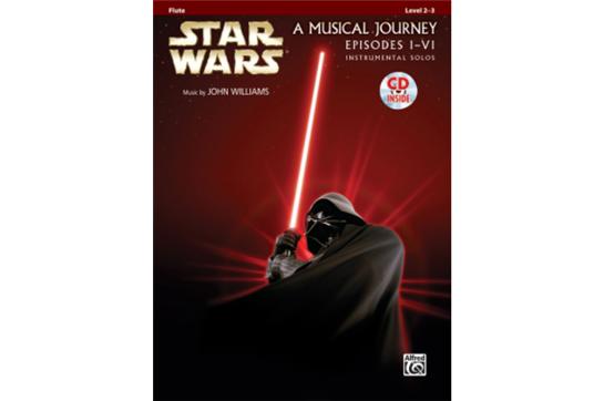 Star Wars Instrumental Solos (Flute)