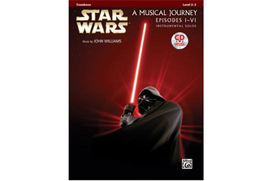 Star Wars Instrumental Solos (Trombone)