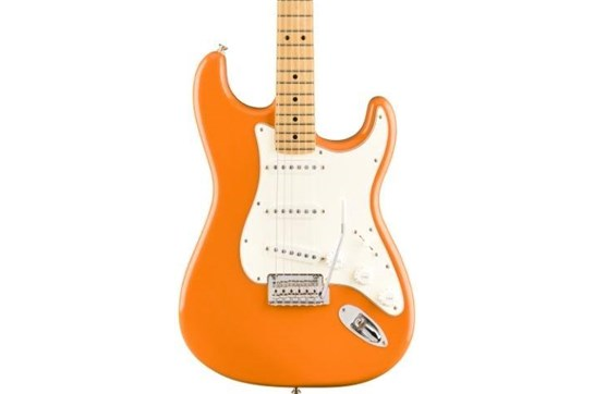 Fender Player Series Stratocaster - Capri Orange