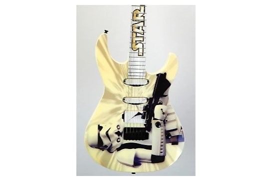 Fernandes Retrorocket Star Wars Storm Trooper 2002 (White)