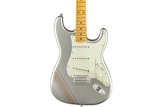 Fender FSR 50s Stratocaster (Inca Silver)