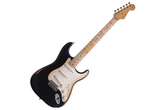 Fender Road Worn 50s Black Stratocaster (Maple Neck)