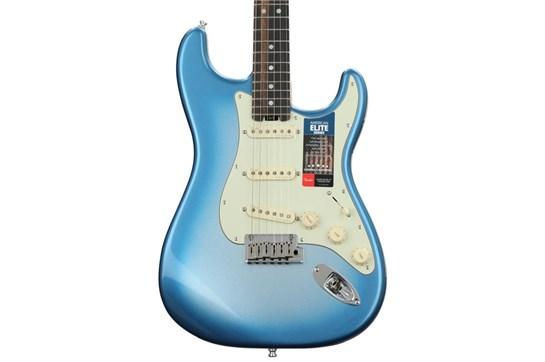 Fender American Elite Stratocaster (Sky Burst Metallic)