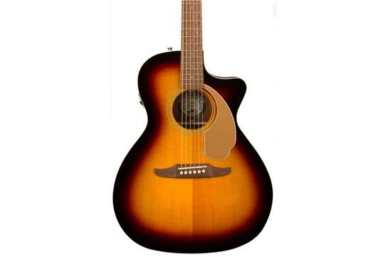 Fender Newporter Player Acoustic - Sunburst