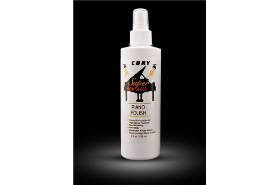 Cory Super High Gloss Piano Polish (8 oz)