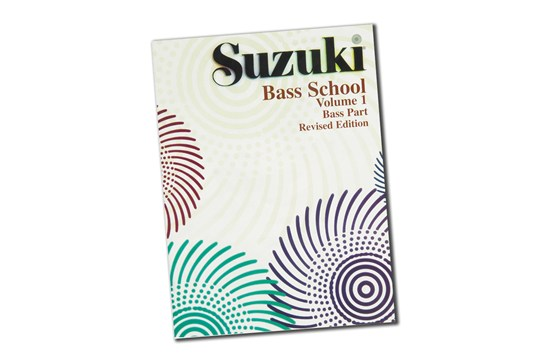 Suzuki Bass School Volume 1 (Book Only)