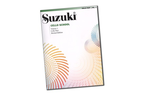 Suzuki Cello School Volume 1 (Book Only)