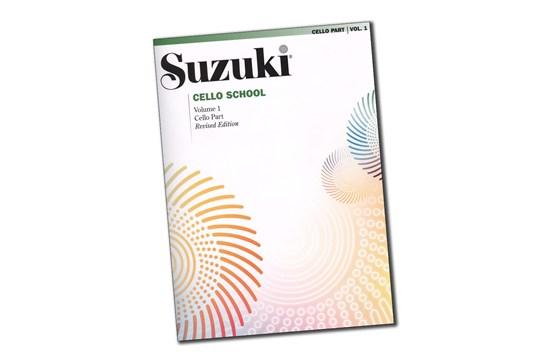 Suzuki Cello School Volume 1 (Book Only)