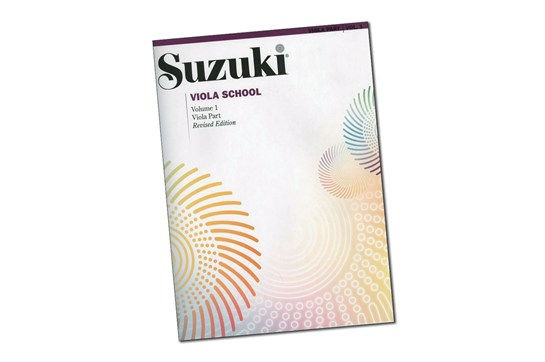 Suzuki Viola School Volume 1 (Book Only)