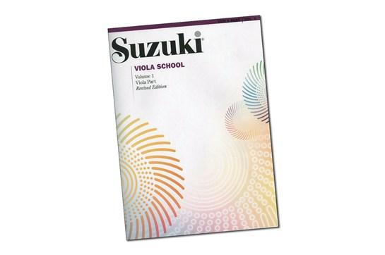Suzuki Viola School Volume 1 (Book Only)