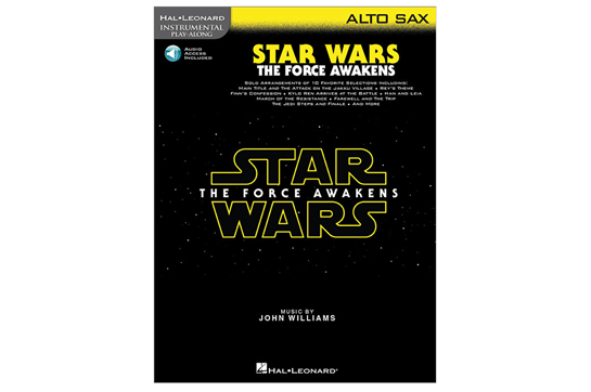 Star Wars: The Force Awakens (Alto Sax)