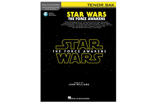 Star Wars: The Force Awakens (Tenor Sax)