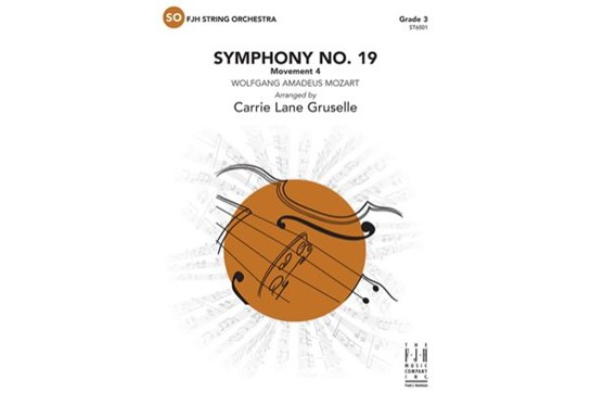 Symphony No. 19 || Grade 3, SO