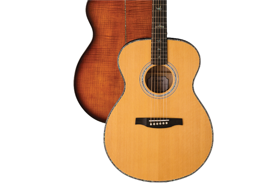 PRS SE Tonare T50E Acoustic Guitar (Natural)