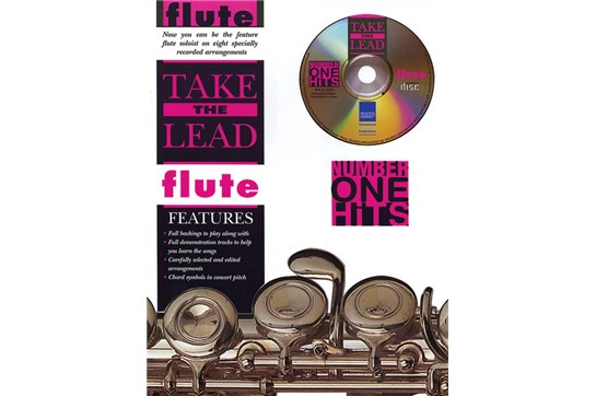 Take the Lead: Number One Hits for Flute