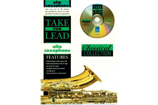 Take the Lead: Classical Collection for Alto Sax