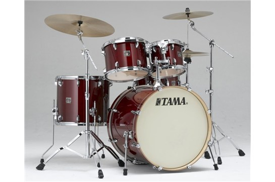 Tama Superstar Classic CL52KSCCW 5-Piece Drum Set (Cherry Wine)