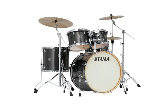 Tama Superstar Classic 5-Piece Drum Set (Midnight Gold Sparkle)