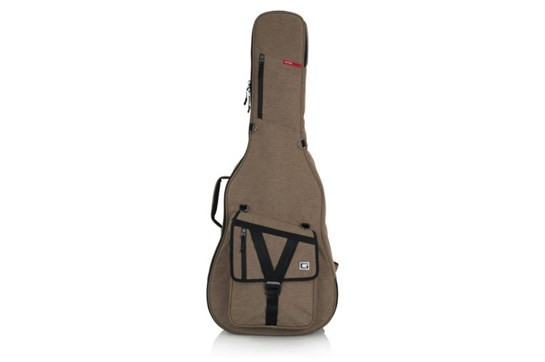 Gator Transit Series Acoustic Guitar Gig Bag (Tan)